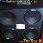 Eminence Tone Center ~ Best Guitar / Amp Demo & Reviews underway!