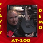 Peavey AT-200 Auto-Tune Guitar - DEMO & Overview! Antares AT200