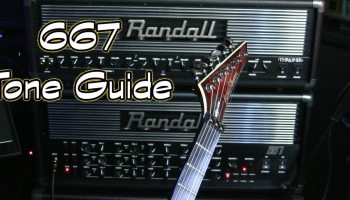 RANDALL 667 SURVIVAL GUIDE : The Tone King