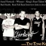 VERTICOLI : Bad Health ~ Winner of The King's Feast Talent Search, April 2011