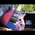 Diamond TTK-2 Guitar - Outdoor Unboxing!