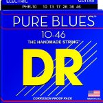 """What Can Nickel Do For You?  How a Set of DR """"Pure Blues"""" Strings Can Refresh Your Tone"""