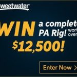 Complete PA Rig Give-Away from Sweetwater