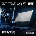 Line 6 FIREHAWK 1500 Stage Amp