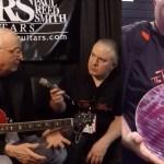 PRS Guitars - Interview & Walk-Thru - Winter NAMM 2017