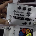Morley Pedals - Winter NAMM 2017