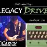 Steve Vai Legacy Drive Preamp Pedal - First Look