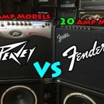 Buyer's Guide ... Peavey Vypyr Pro 100 vs. Fender Mustang GT 100 - Amp Model List