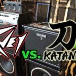 Boss Katana vs. Peavey Vypyr