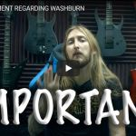Swede Dreams - Ola Englund Bids Farewell to Washburn Guitars to Forge His Own Path