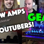 2 NEW AMPS, 4 YOUTUBERS! LIVE HOOKUP!  Blackstar & Hughes & Kettner