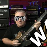 I PLAY a TREMONTI WAH into MESA BOOGIE Dual Rectifier Amp
