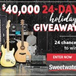 Sweetwater $40,000 24 Day Holiday GiveAWAY