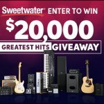 Sweetwater Greatest Hits Giveaway