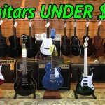 5 GUITARS UNDER $500 - WHICH WOULD YOU SNAG?