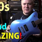 P90s that don't SUCK.  The FRAMUS TELEVISION - Semi-Hollow w/ P90s