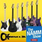 NAMM 2019 : New color and wood for Charvel Pro-Mod So-Cal & San Dimas Guitars