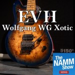NAMM 2019: EVH introduces the new Wolfgang WG Standard Xotic and additional colors