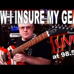 TTK LIVE - HOW I INSURE MY GUITARS!