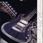 BC Rich Guitars Catalog - 1996