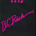BC Rich Guitars Catalog - 1998