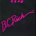BC Rich Guitars Catalog - 1998