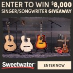 Sweetwater Giveaway - Enter to Win a Singer / Songwriter Package!
