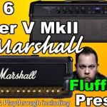 LINE 6 SPIDER V MkII vs. REAL AMP inc DEMO & YouTuber Presets!
