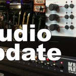 STUDIO UPDATE ... BETTER WORKFLOW w/ the KHE ACS 8x4 Amp Switcher
