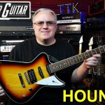 BOOTLEGGER GUITAR - HOUNDER 2020 Model Demo & Review