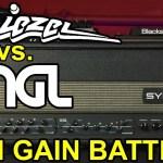 EPIC HIGH GAIN AMP BATTLE!  Diezel vs. ENGL (Synergy Amp)