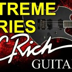EXTREME SERIES by BC RICH Guitars - Similar To NJ SERIES ???