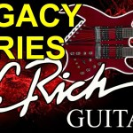 NO MORE BICH - NOW RICH B!  LEGACY SERIES by BC RICH