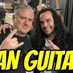 The Future of Dean Guitars with CEO Evan Rubinson - Winter NAMM 2020