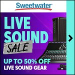 Sweetwater LIVE SOUND SALE!  Up to 50% OFF!  Check it ...
