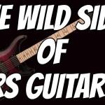 THE BADDEST PRS GUITAR!  Through a Marshall Vintage Modern!!