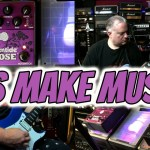 This Pedal INSPIRES me to MAKE MUSIC!  Eventide Rose Delay Pedal
