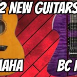 TTK LIVE - Checking out a NEW BC RICH GUITAR & the Yamaha TransAcoustic Parlor Guitar