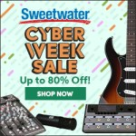 Cyber Week Deals at Sweetwater!  Check it ...