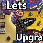 SECRETS to upgrading a PRS SE Guitar ... LIVE