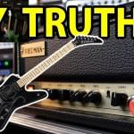 MY TRUTH on the new FRIEDMAN MINI Amps!  *AND* Tracii Guns KRAMER GUNSTAR GUITAR!!!