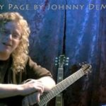 Part 1 - Led Zeppelin's Jimmy Page by Johnny DeMarco - Acoustic