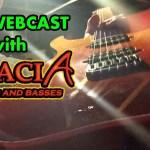 Live Webcast w Acacia Guitars - DEC 1st, 10pm Eastern