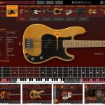 IK Multimedia releases MODO BASS - the breakthrough physically modeled electric bass virtual instrument for Mac/PC