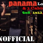 Panama Loco & 3 Speaker Cabinets - UNOFFICIAL