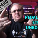 PEDALBOARD ACCESSORIES! Unboxing!