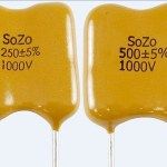 NEW! - SoZoTM SILVER MICA CAPACITORS