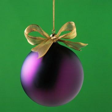 Purple Ornament 2000