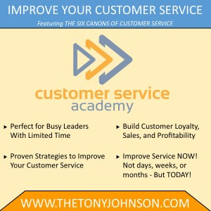 Customer Service Academy