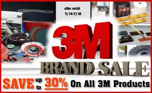 save on 3M Abrasives, the tool mart inc,